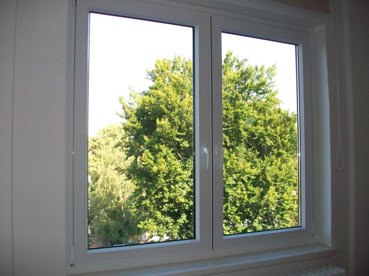 Fenster aus kunststoff for Fenster 2 farbig